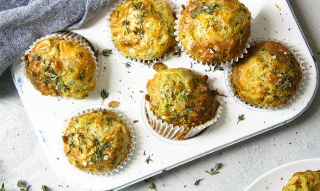 Easy to Make Mouthwatering Veggie Muffins Recipe