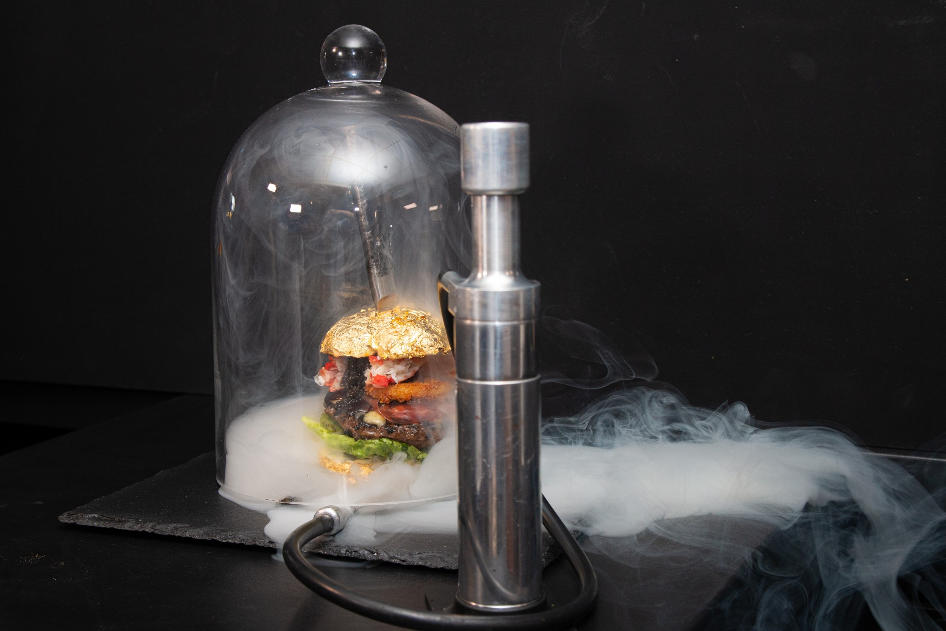 World Most Expensive Hamburger made in Holland, for $6,000 (Rs958,304)