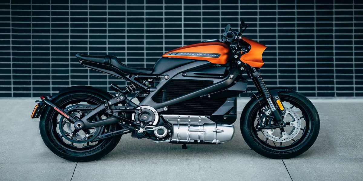 Harley-Davidson's new LiveWire electric motorcycle is inexpensive