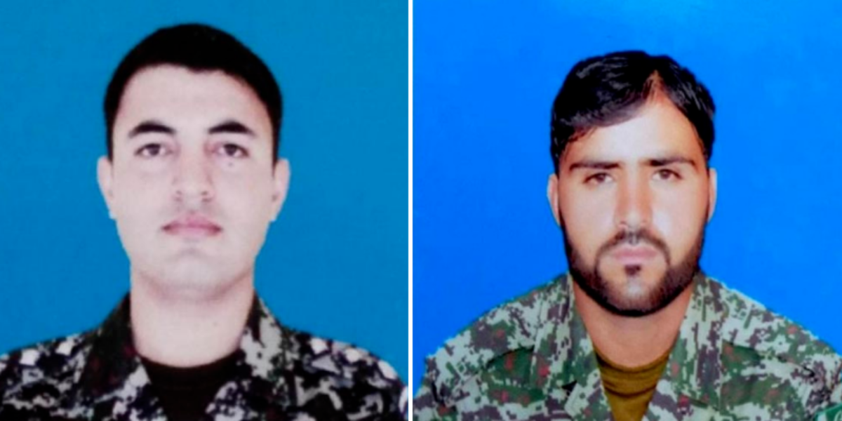 Two security personnel embrace martyrdom In Kurram District Operation