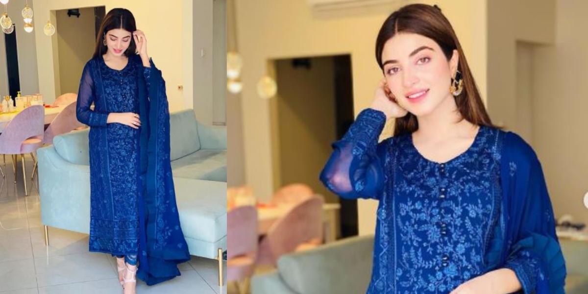 Kinza Hashmi Eid-ul-Adha