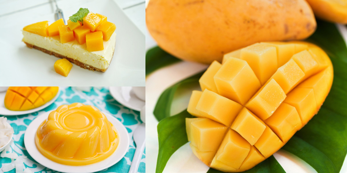 Mango mouthwatering dishes