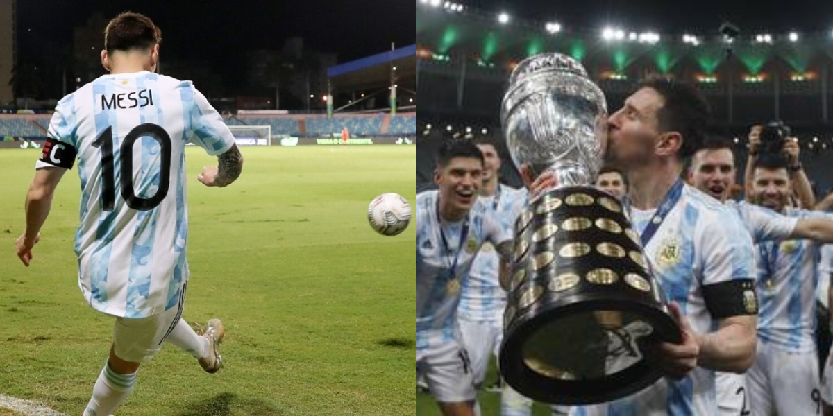 Messi plays Copa America with injury