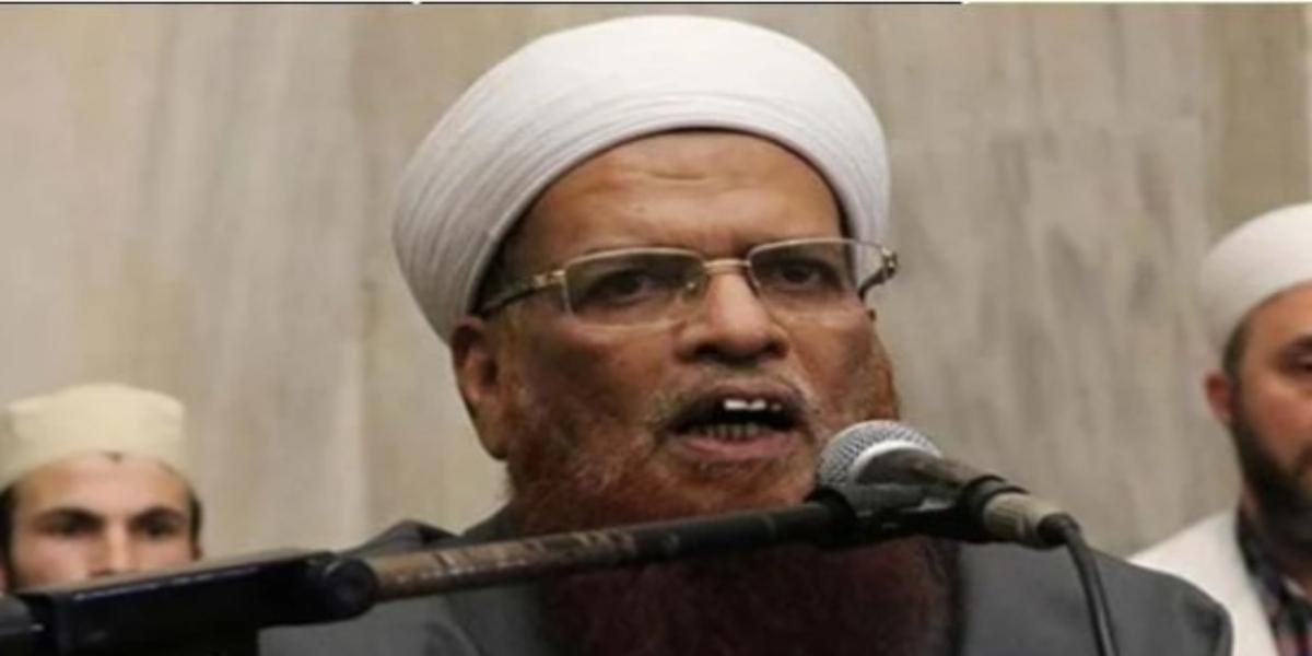 Mufti Taqi Usmani knife attack