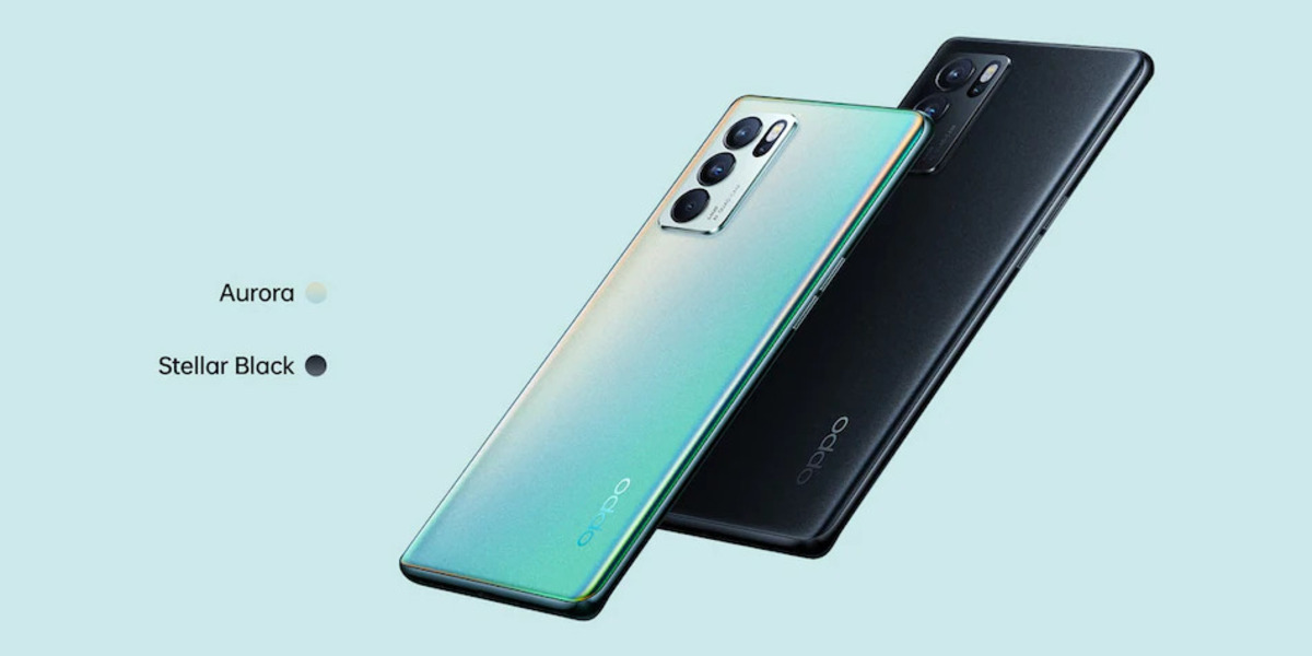 OPPO Reno 6: All set to launch the series in Pakistan