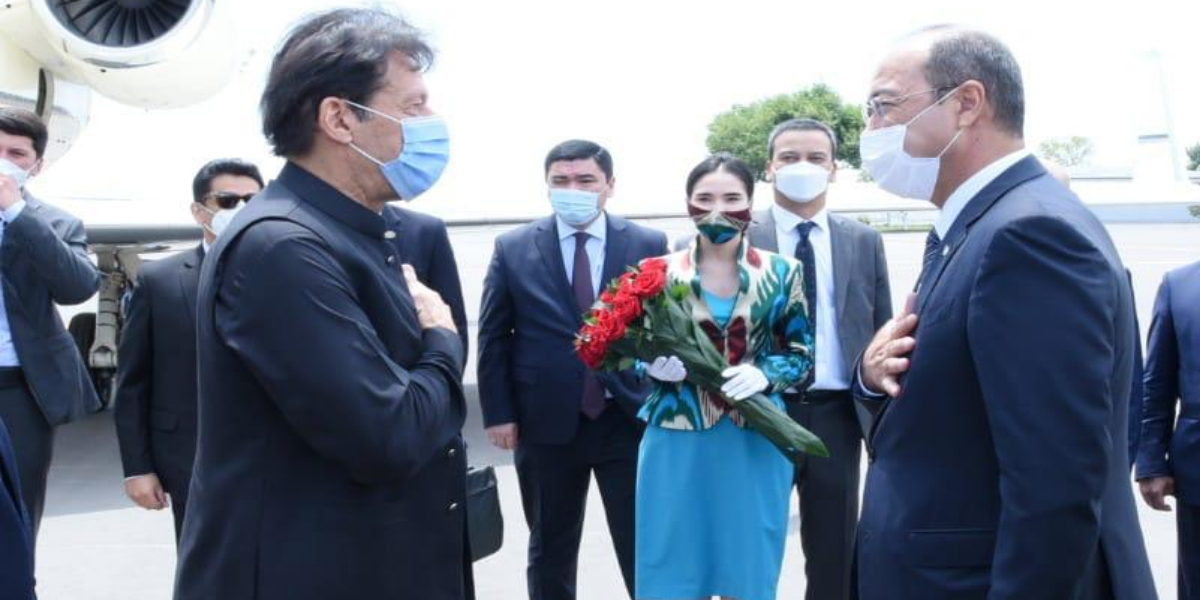 Pakistan And Uzbekistan have Historical, Cultural, And Spiritual Ties: PM