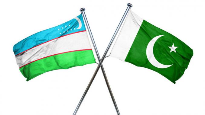Pakistan Uzbekistan