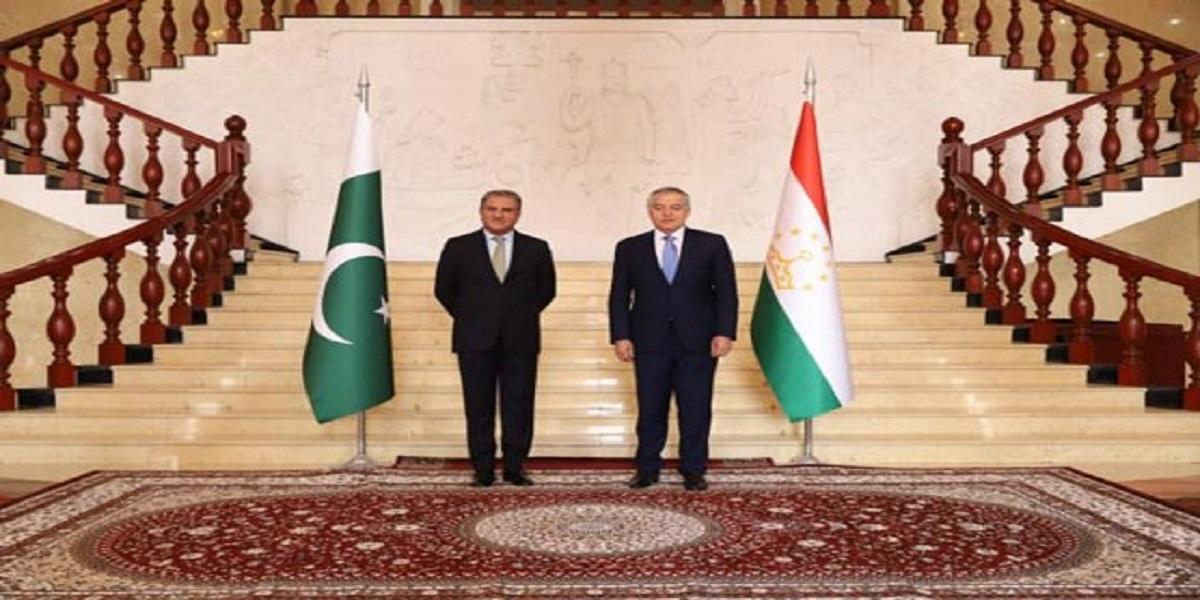 Pakistan, Tajikistan FMs vow to strengthen economic ties
