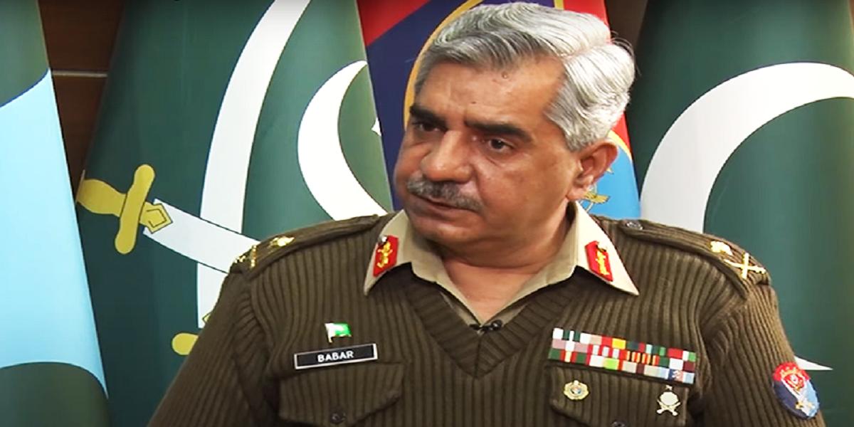 Pakistan only facilitator not guarantor of Afghan peace process: DG ISPR