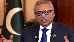 Pakistan should join digital development process for speedy growth: President Alvi