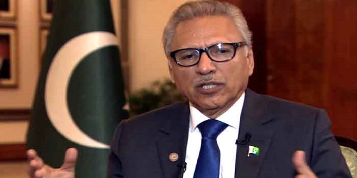 Nefarious Acts Like Quetta Blast Could Not Shake Pakistan's Resolve Against Terrorism: President