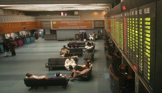 Pakistan stocks continue bullish trend; gain 136.79 points