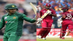 Second T20I of the Four Match Series Between West Indies and Pakistan will be Played Tomorrow