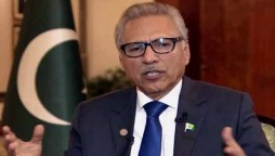 Parliament's digitalisation to be completed by 2023 President Alvi