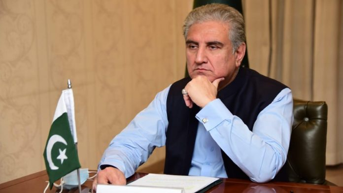 FM Qureshi Pays Tribute To Kashmiri People On Martyrs' Day