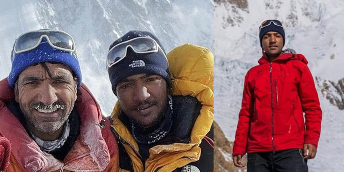 Sajid Ali Sadpara K2 mission