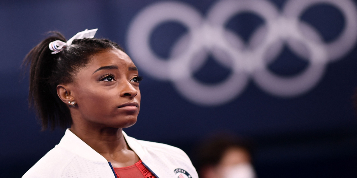 Simone Biles withdraws from team finals competition