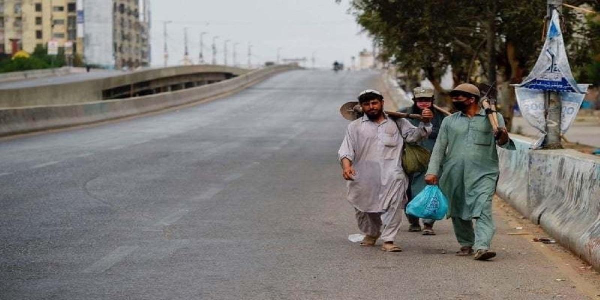 Smart lockdown imposed as Karachi confirms 35 Delta variant cases since June