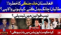 Doha Negotiation for Afghan Peace | Tajzia with Sami Ibrahim | 20 July 2021