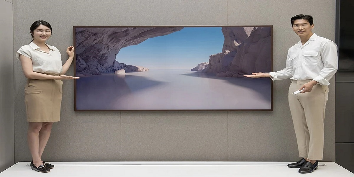 Samsung Launches 85-Inch Version of The Frame TV in South Korea