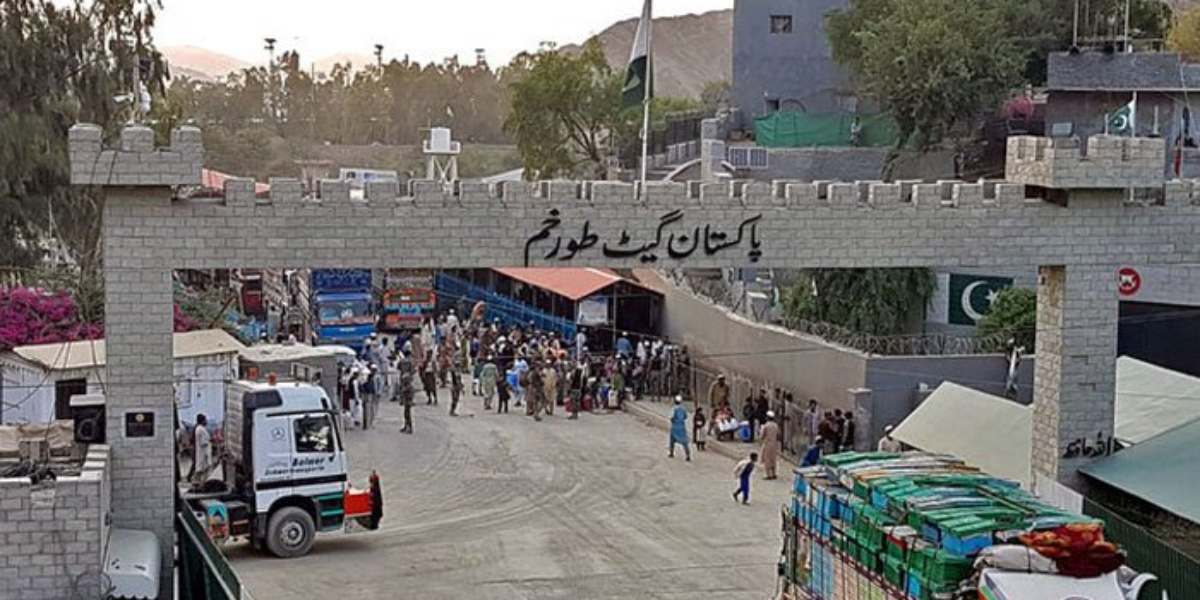 Torkham border closed from today