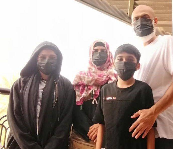 UAE-based family