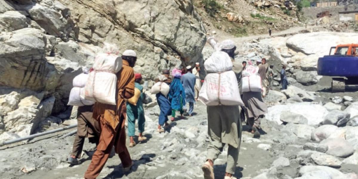 Upper Kohistan blast