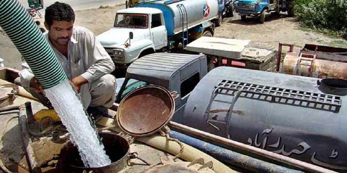 Water supply suspended to three Karachi pumping stations