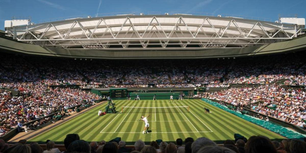 Wimbledon 2021 Crowds capacity