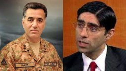Moeed Yusuf, DG ISI Expected To Visit United States Next week