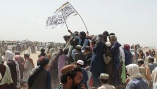 Afghan Forces Fight Taliban To Regain Control Of Spin Boldak