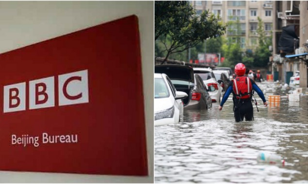 BBC Spreads 'Fake News', Says China On Floods Reporting
