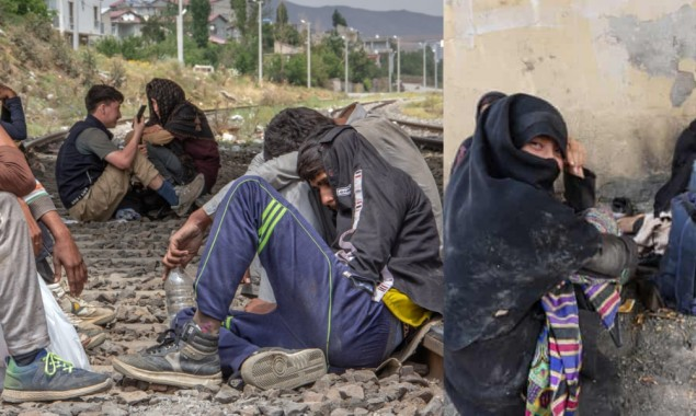 Turkey Fears Large Influx Of Afghan Refugees Amid Tense Situation