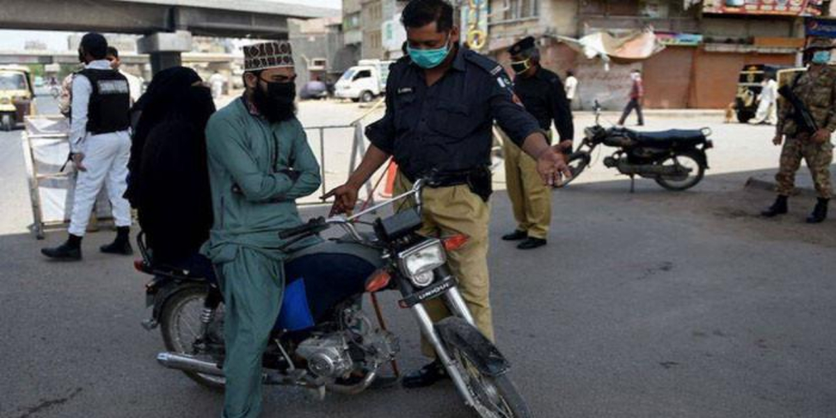 Exams Postponed, Pillion Riding Banned As Strict COVID-19 Lockdown Begins