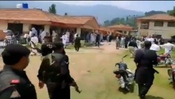 AJK Elections 2021: Attack On Police Party In Dhal Chattian, 5 Personnel Injured