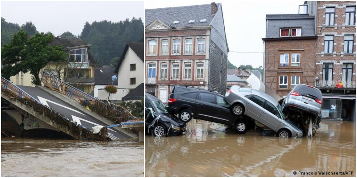 Germany Rains: Death Toll Passes 120, With 1000 Missing