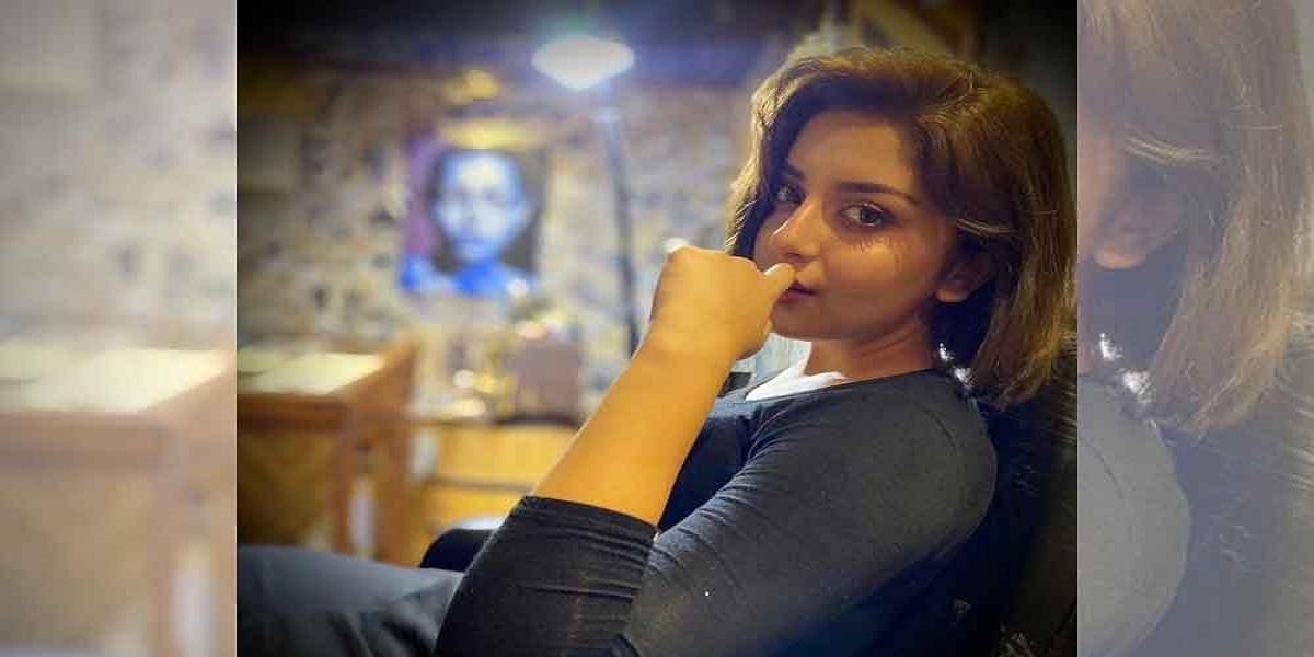 Alizey Shah breaks silence over Yasir Nawaz's claim