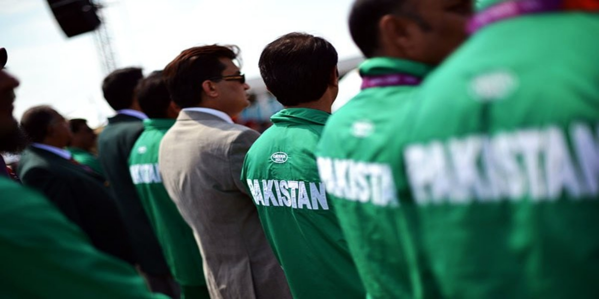 Pakistani Contingent Arrives In Japan To Participate In Tokyo Olympics