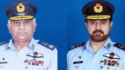 Govt Of Pakistan Promotes 2 PAF Officers To Rank Of Air Marshal