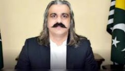 Election Commission Summons PTI Minister Gandapur For Violating Code Of Conduct
