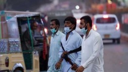 COVID-19: Hospitals Overflowing In Karachi As 4th Wave Worsens