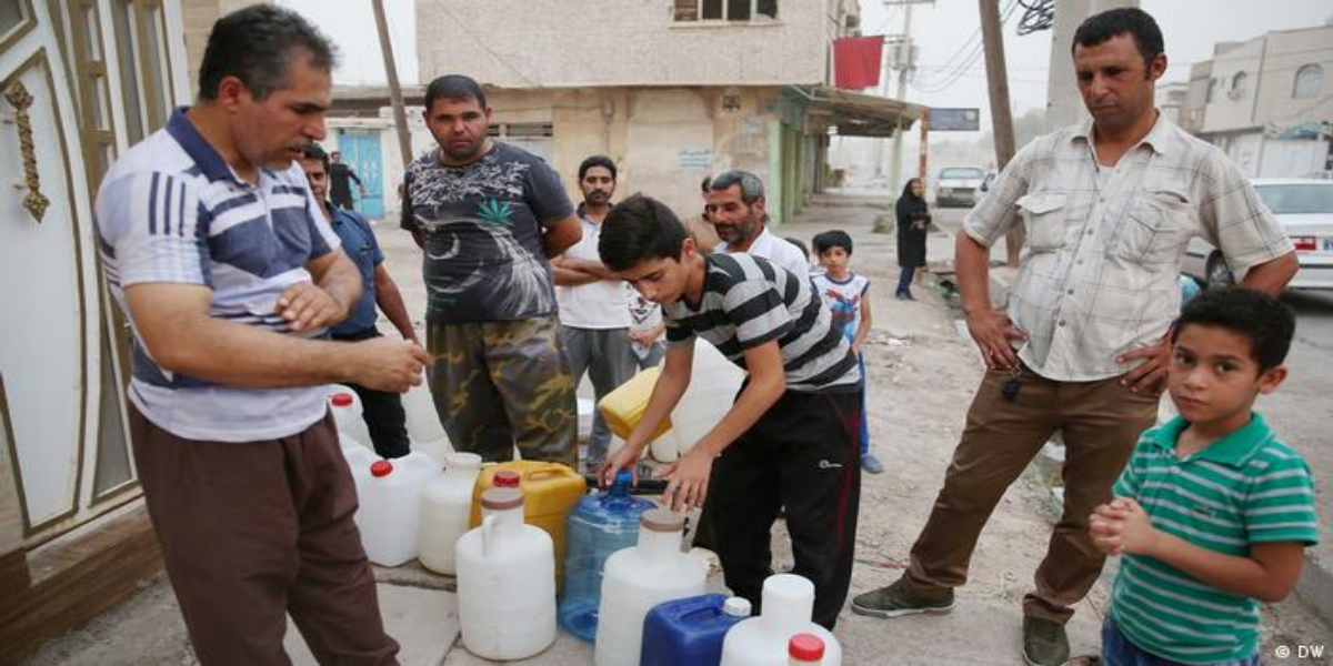 Iran: Protest Erupts As Severe Water Crisis Hits South-West Region