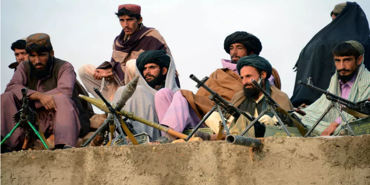Taliban Capture Faizabad, Hundreds Of Afghan Soldiers Surrender