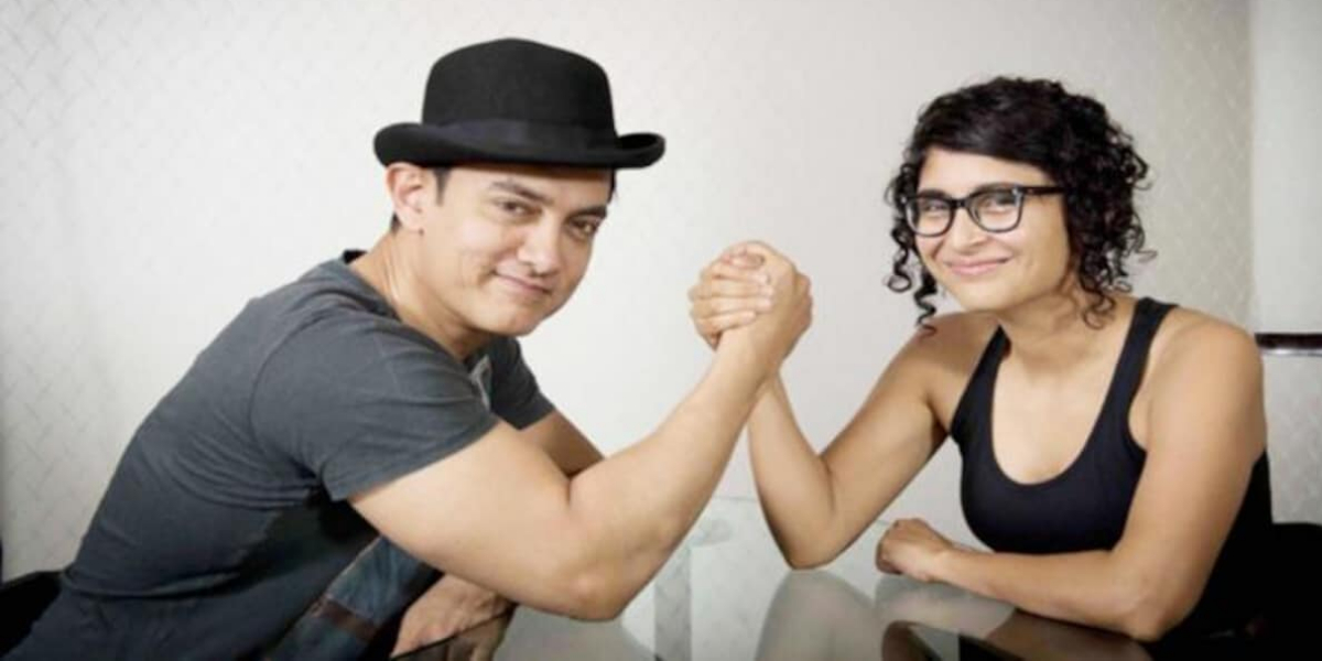 Mr Perfectionist Aamir Khan And His wife Kiran Announce Divorce