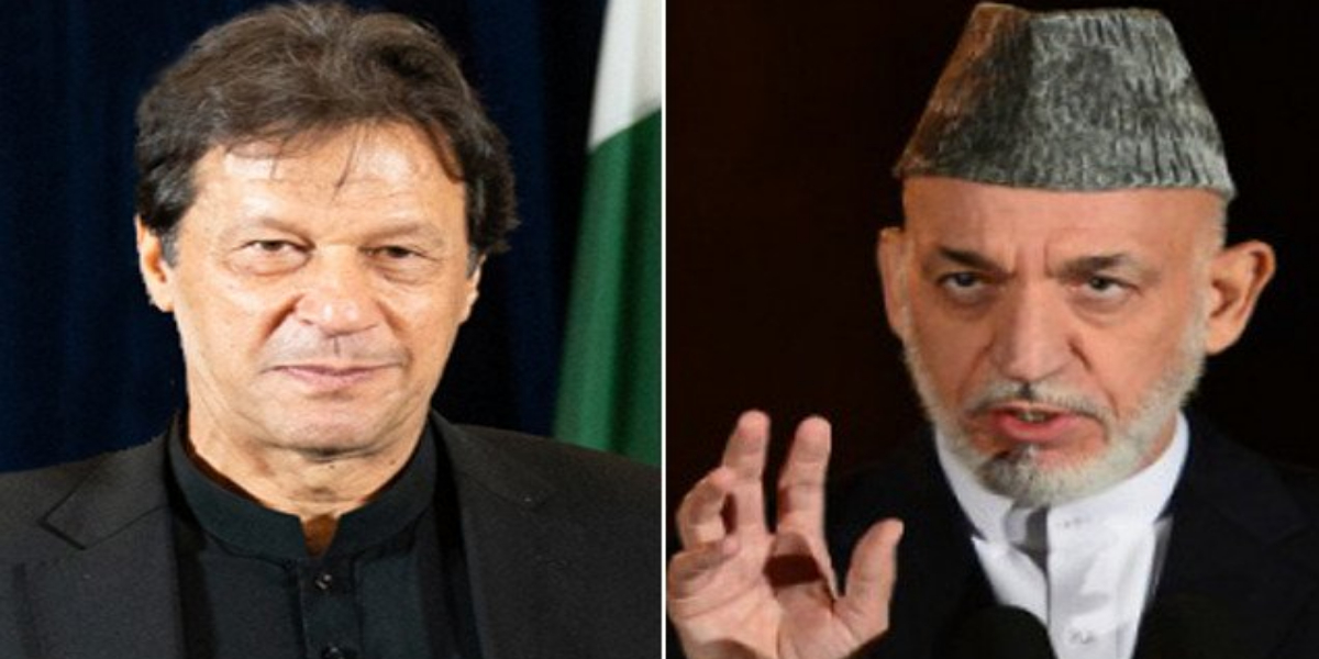 PM Imran Invites Hamid Karzai To Attend Conference On Afghanistan