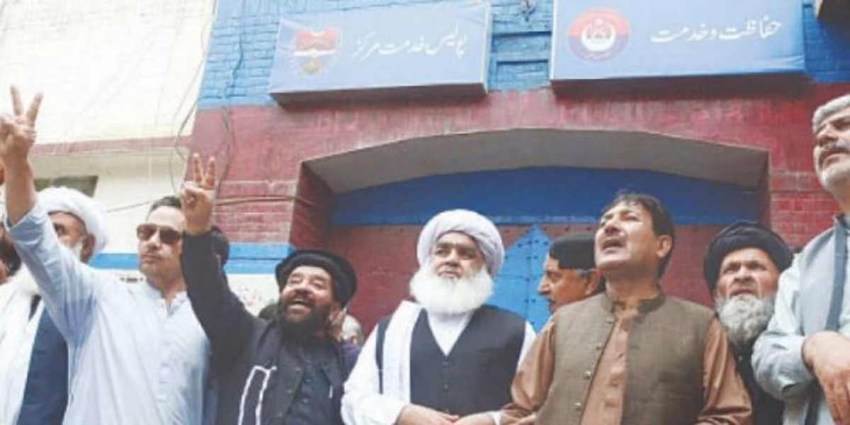 Balochistan Government Withdraws Case, Opposition Sit-In Ends