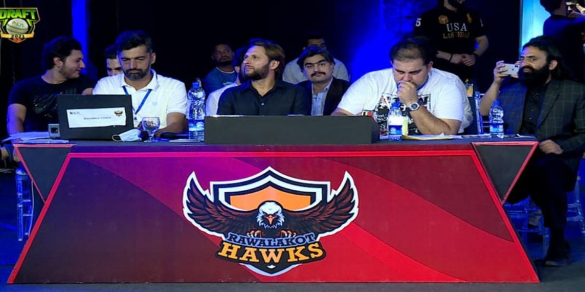 Kashmir Premier League Finalizes Teams, Afridi To Lead Rawalpindi Hawks