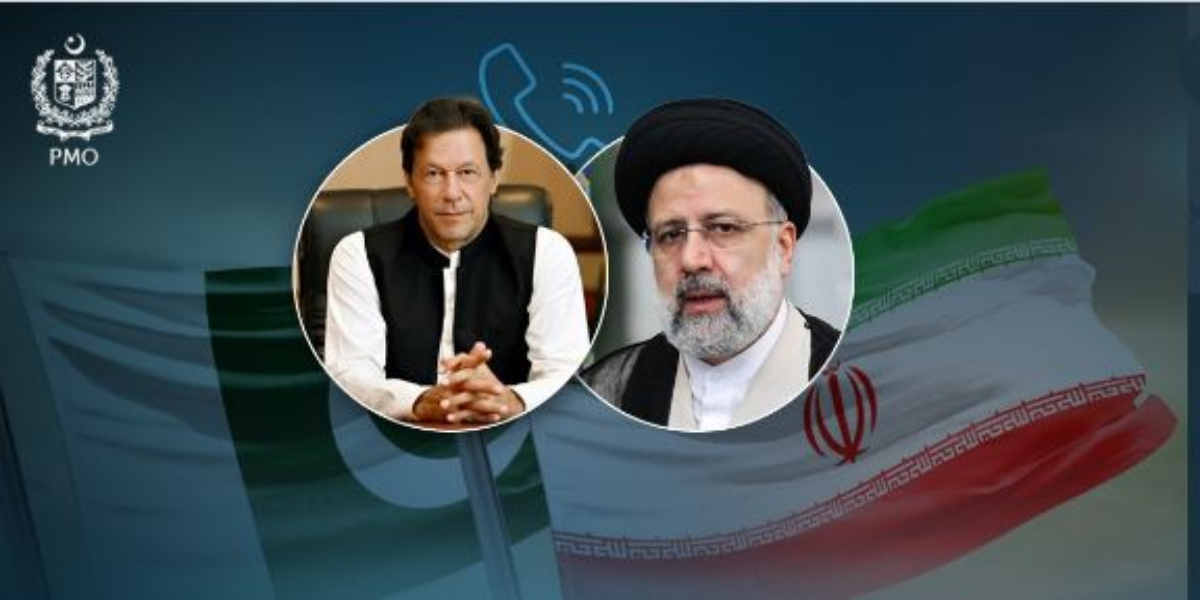 PM Imran Calls Newly Elected President of Iran, Vows To Enhance Ties