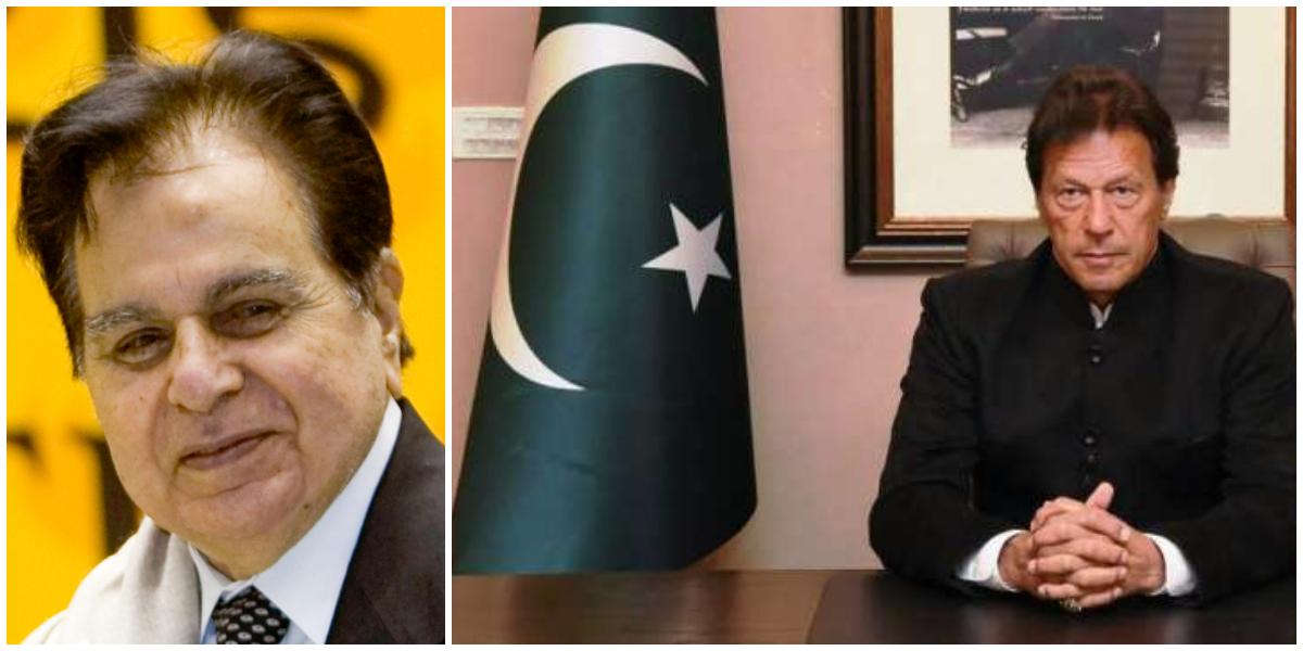 PM Imran Khan Condoles Dilip Kumar Death
