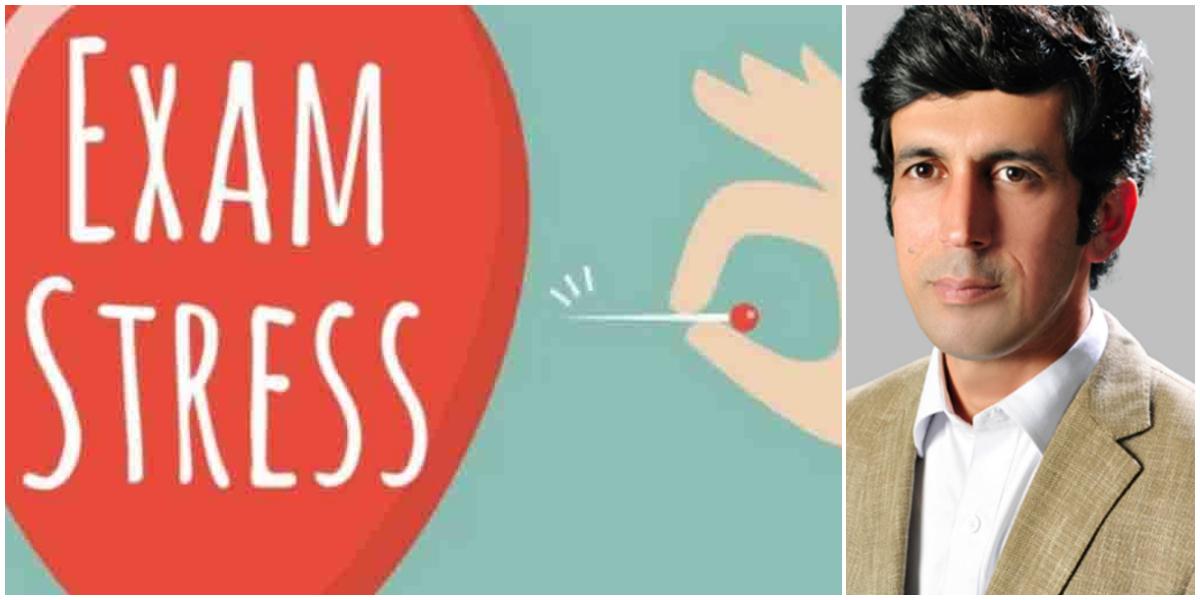 Shahram Tarakai Has A Message For Students Who Are Taking Exam Stress